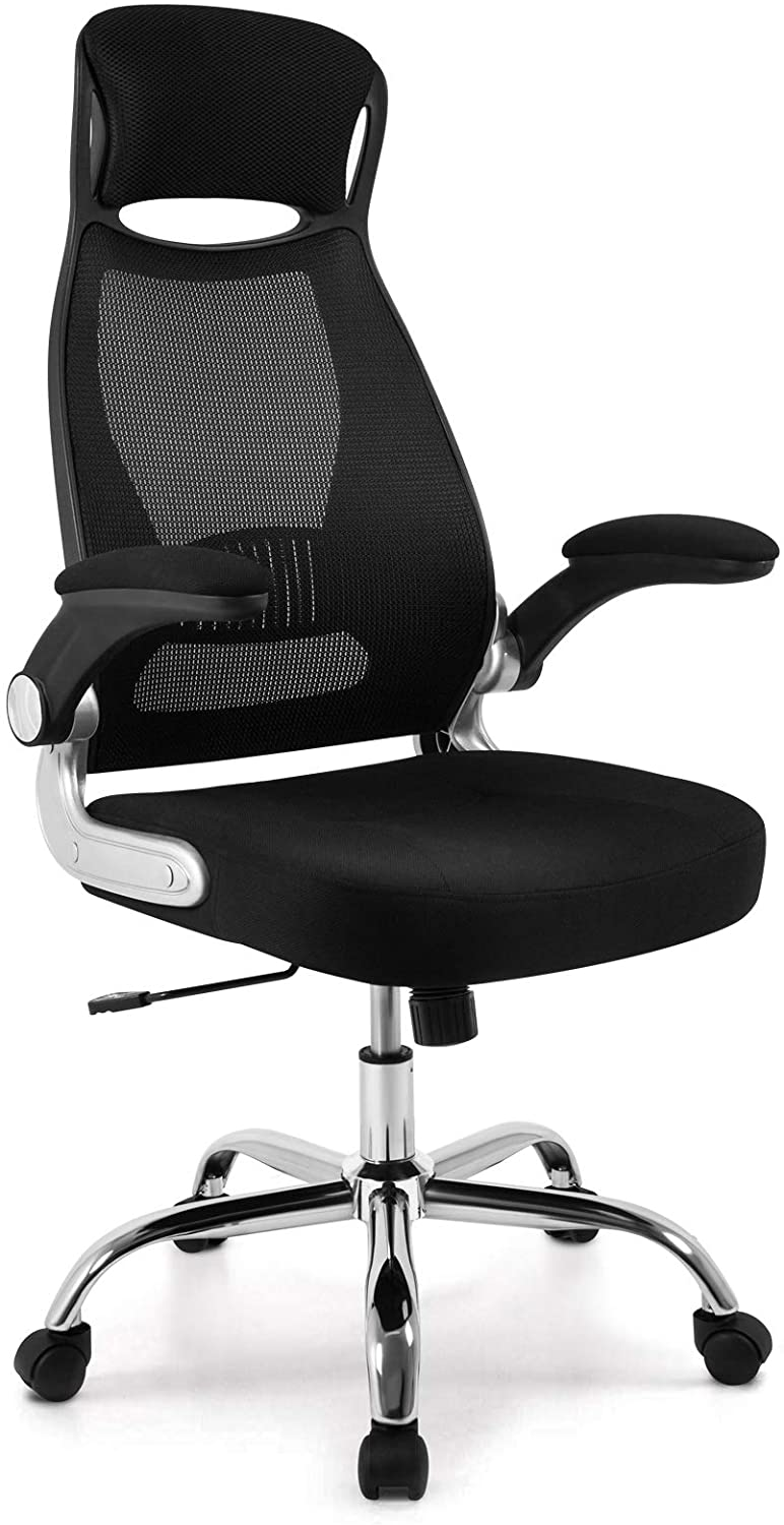 IntimaTe WM Heart Revolving Budget Office Chair