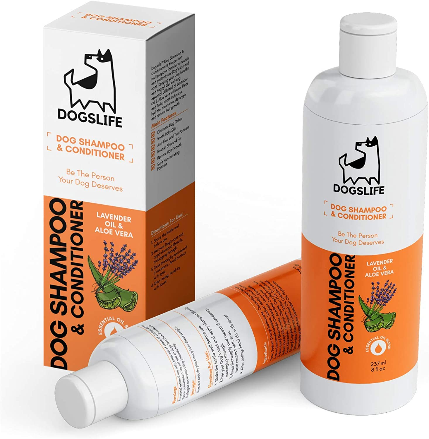It's a Dog's Life Anti-Itch, Tick & Flea Dog Shampoo