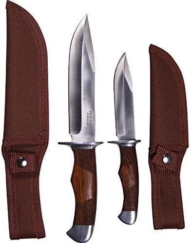 JACK PYKE Unisex Hunters Knife Set