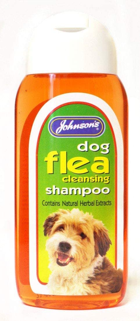 JVP Dog Flea Cleansing Shampoo