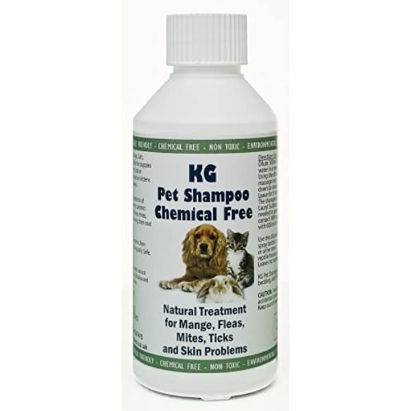 KG Wash & Go No-Rinse Pet Shampoo