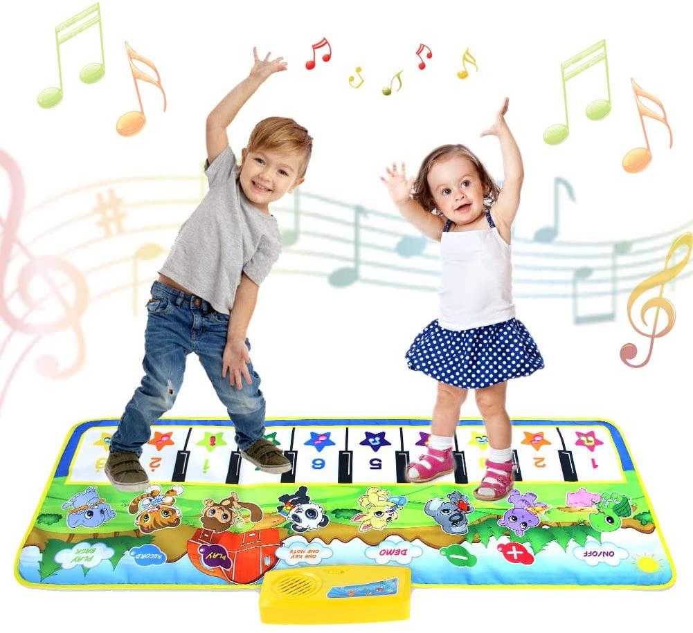 Kids Piano Mat Angusiasm