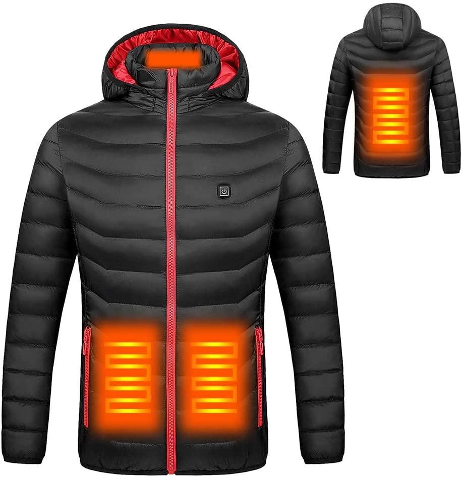 Kylewo Waterproof Heating Jackets