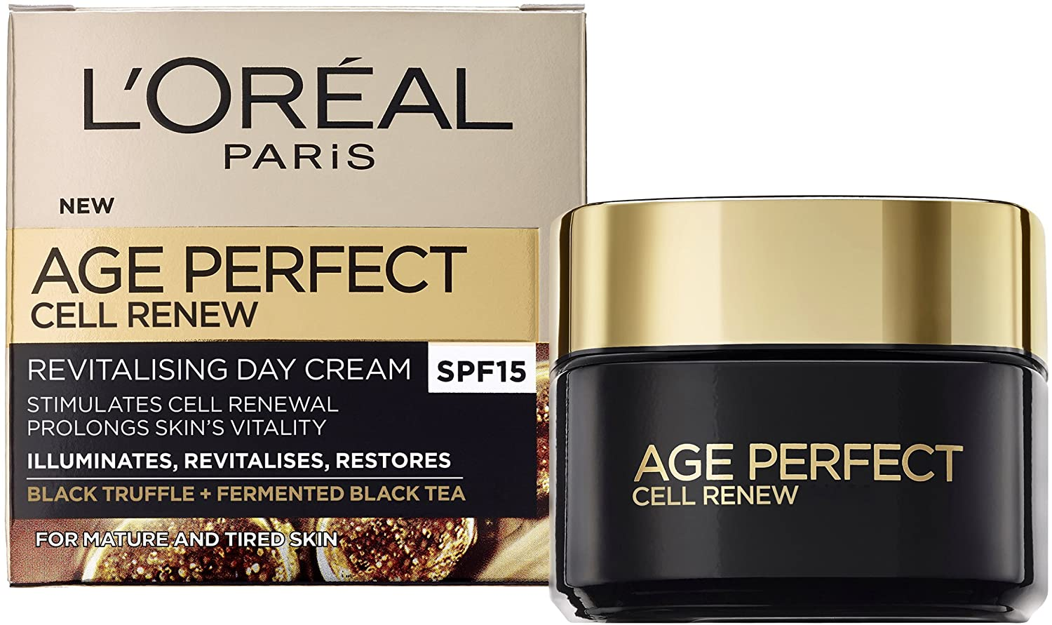 L'Oréal Age Perfect Cell Renewal Day Cream Moisturizer