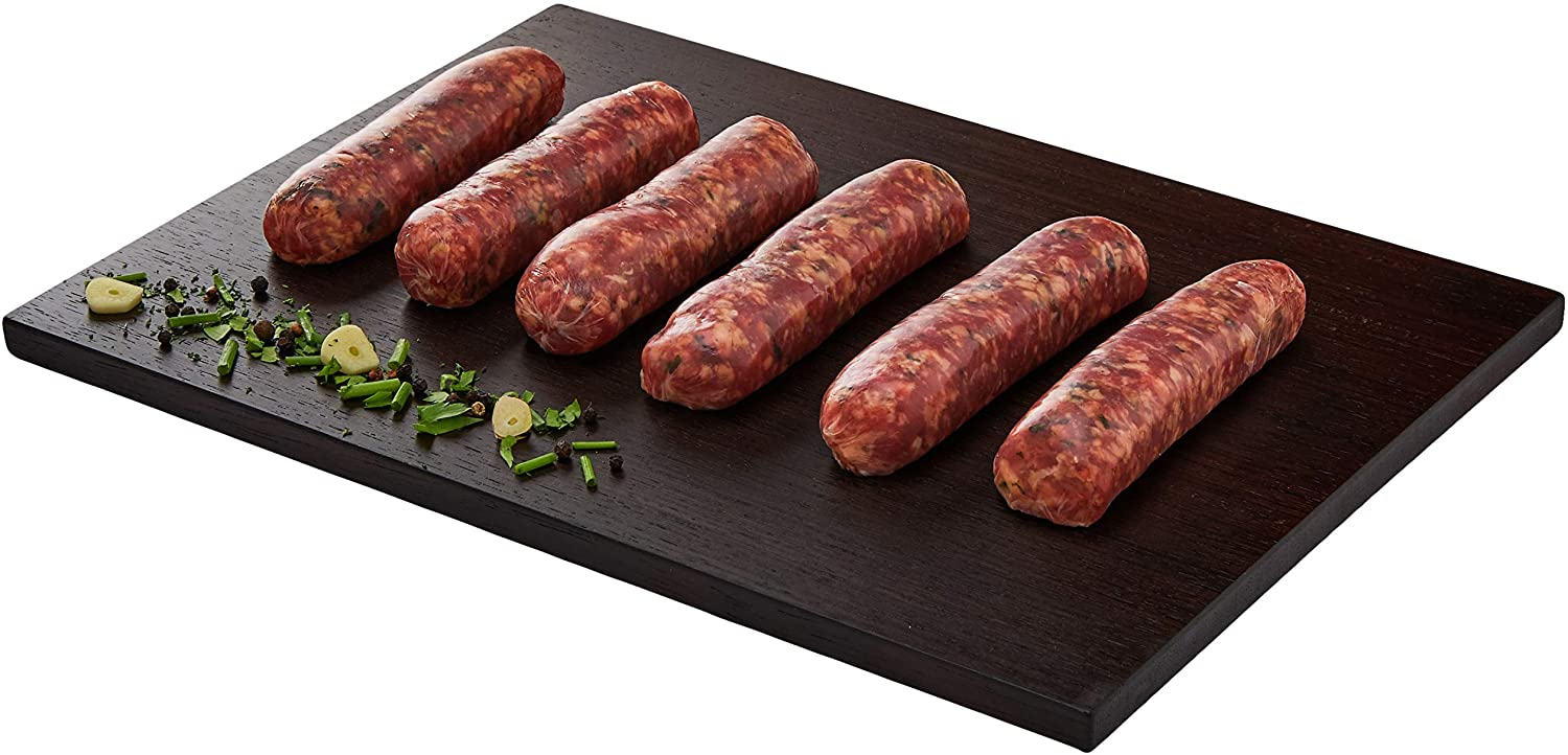Lidgate's Gluten-Free Beef Sausages