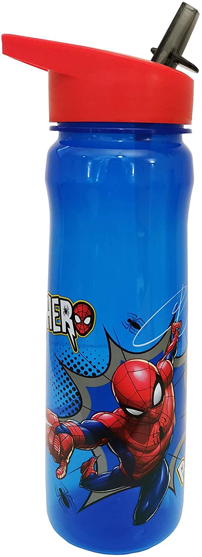 MARVEL Spiderman Hero Reusable Water Bottle
