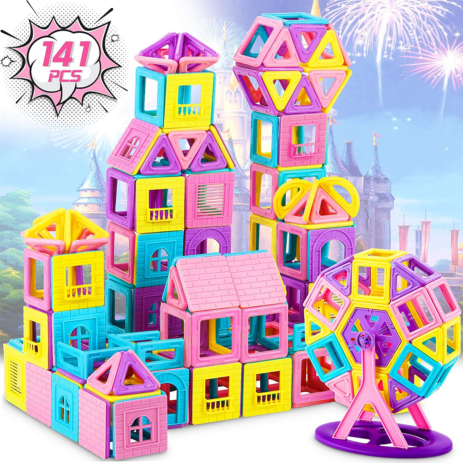 Magnetic Building Blocks Dookey