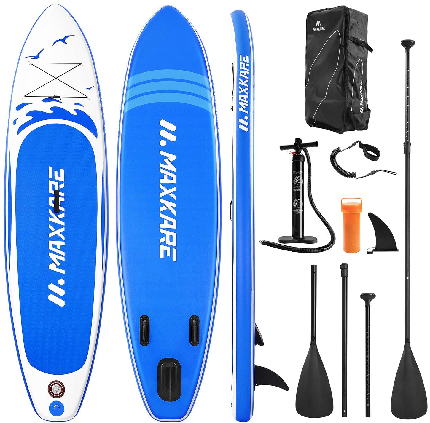 MaxKare Stand Up Paddle Board