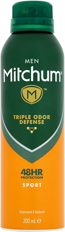 Mitchum Men Sports Triple Odour Defense Antiperspirant