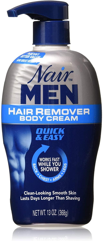Nair Men Hair Removal Body Cream