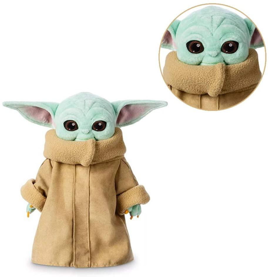 Neihan St0r Wars Yoda Baby Doll Plush Toy