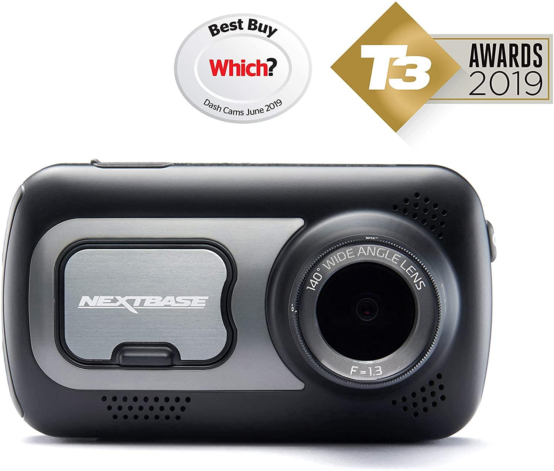 Nextbase 522GW- Series 2 Car Dash Camera. 128.85