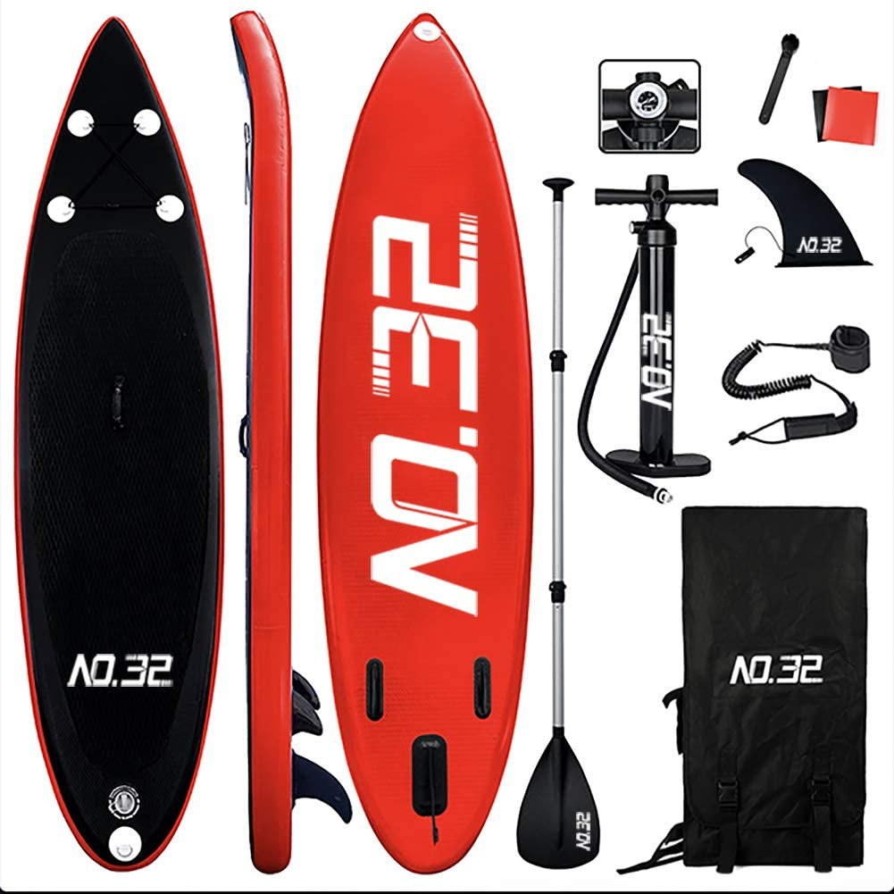 No 32 Inflatable Stand Up Paddle Board
