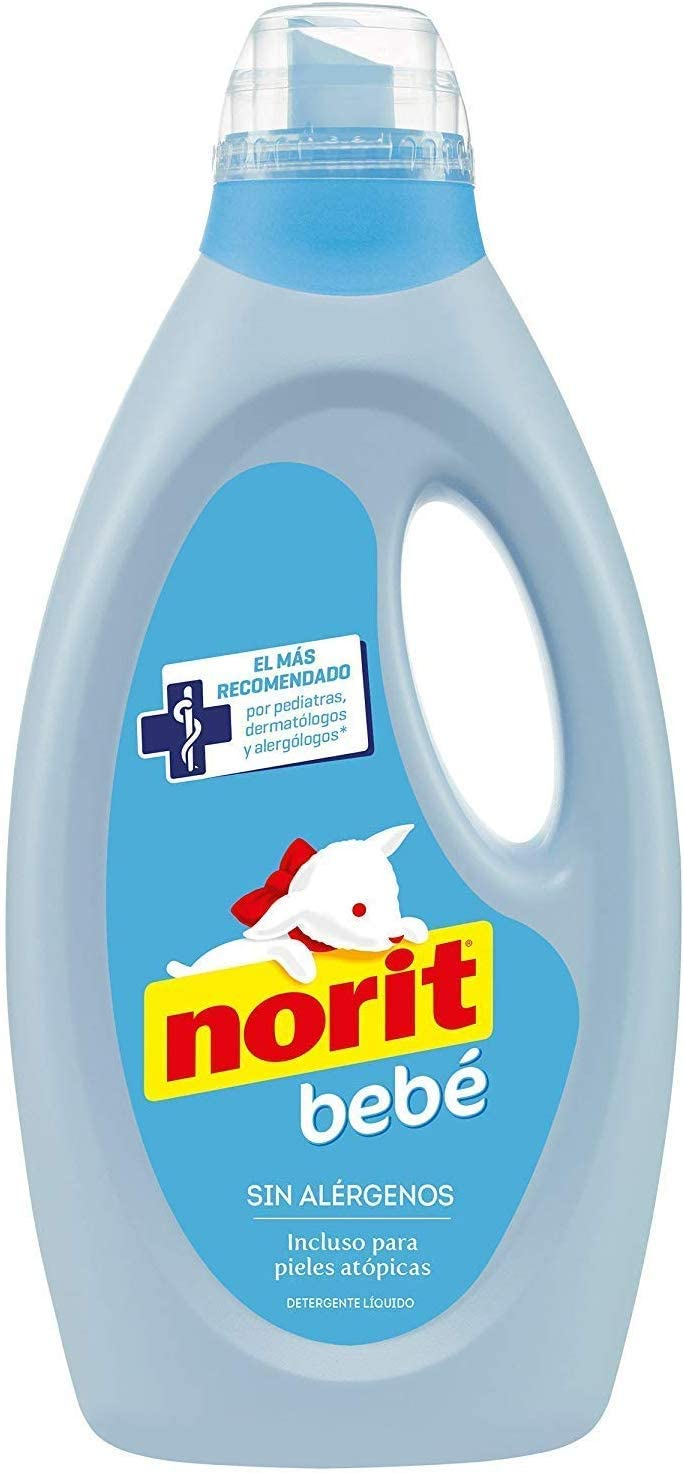 Norit Baby Clothing and Atopic Skin Liquid Detergent