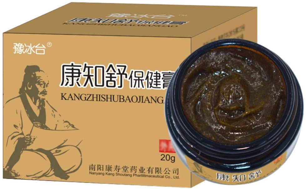 Ofanyia Herbal Hemorrhoids Cream Chinese Ointment External and Internal Hemorrhoids Anal Fissure Treatment