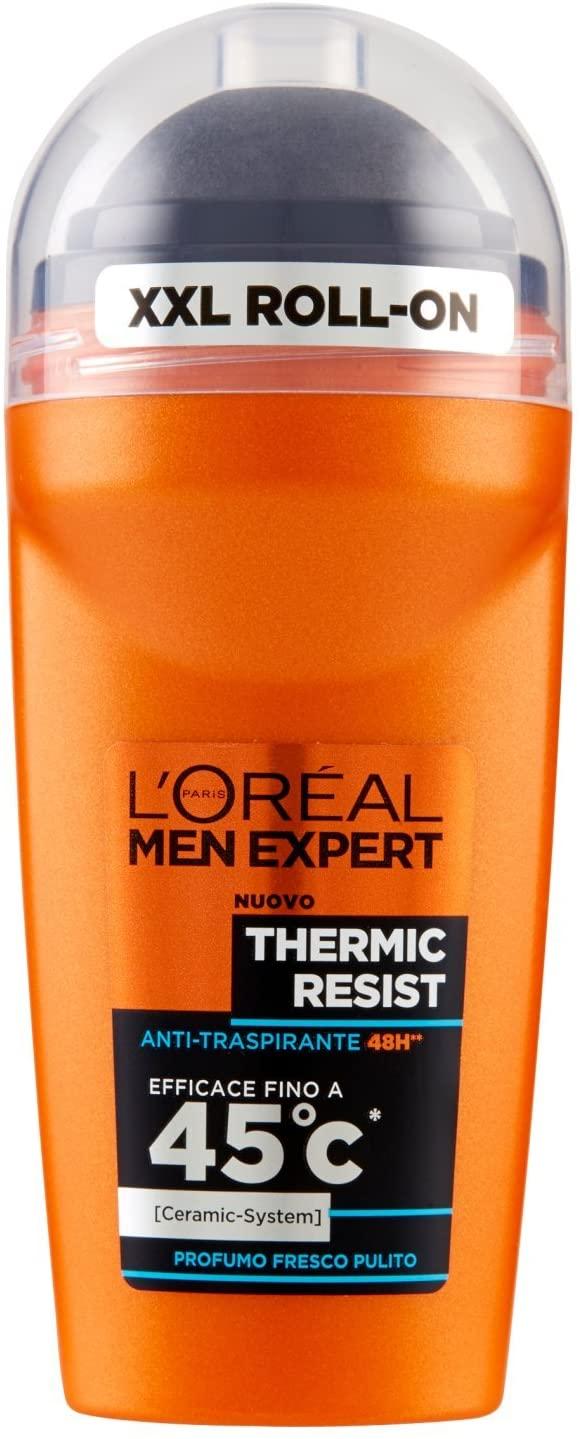 'Oréal Paris Men Thermic Resist Roll-On Antiperspirant Deodorant