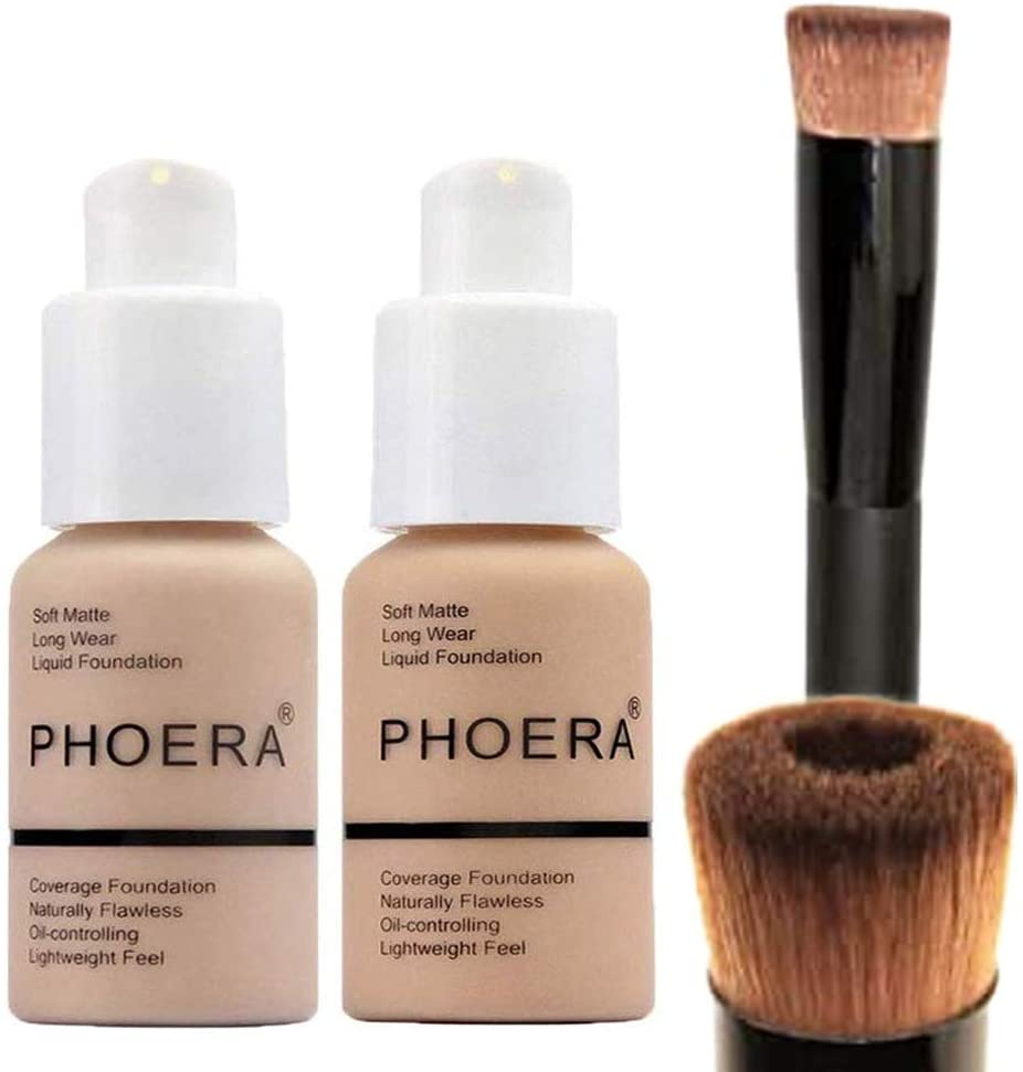 PHOERA Foundation Full Coverage Foundation