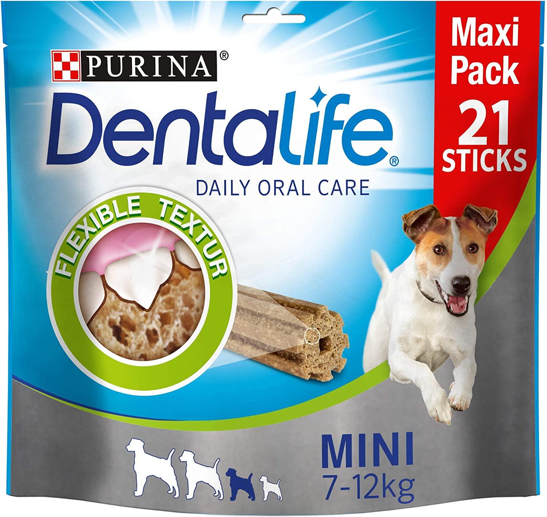 PURINA DENTALIFE Mini Dog Dental Care Snacks