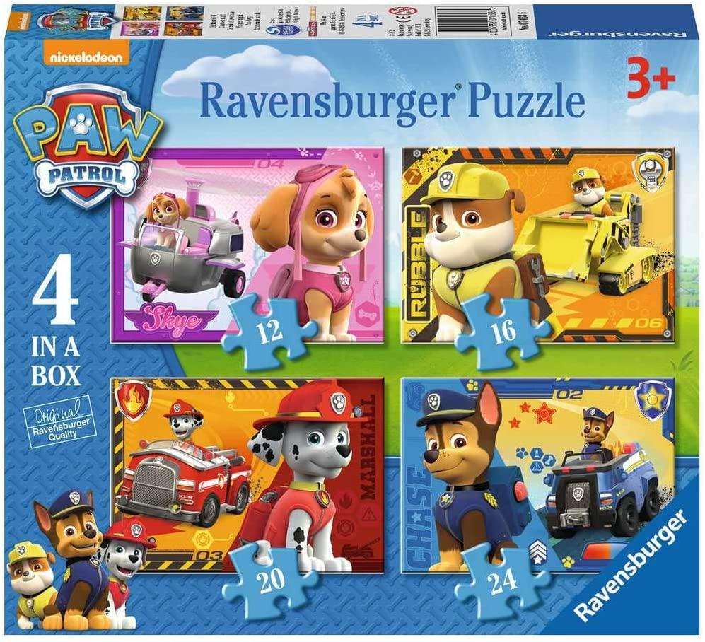 Paw Patrol Jigsaw Puzzles Ravensburger