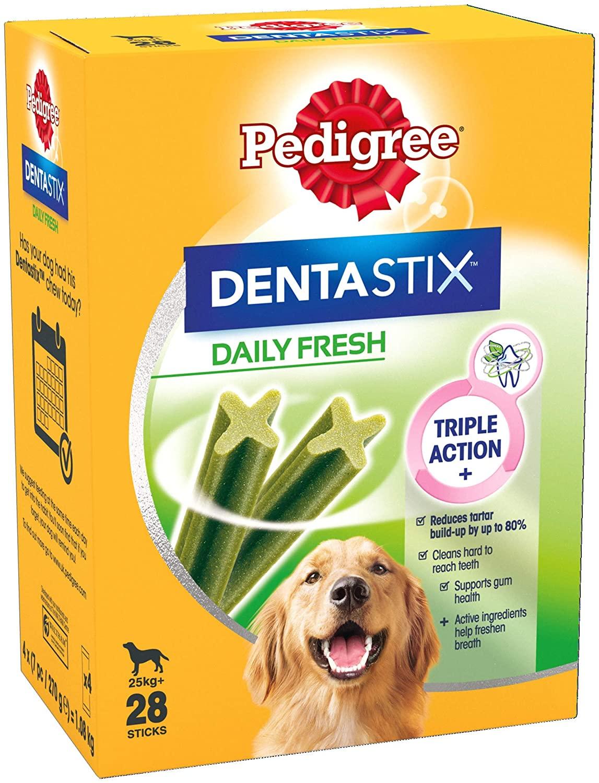 Pedigree DentaStix Fresh Daily Dental Chews