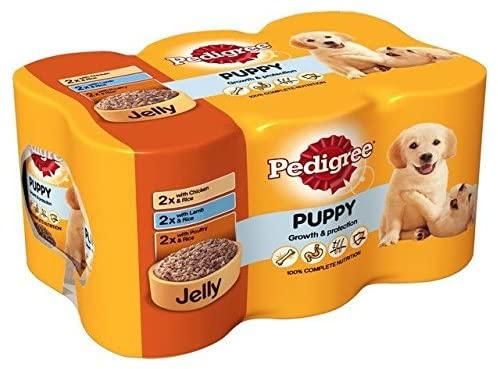 Pedigree Puppy Tin Meat