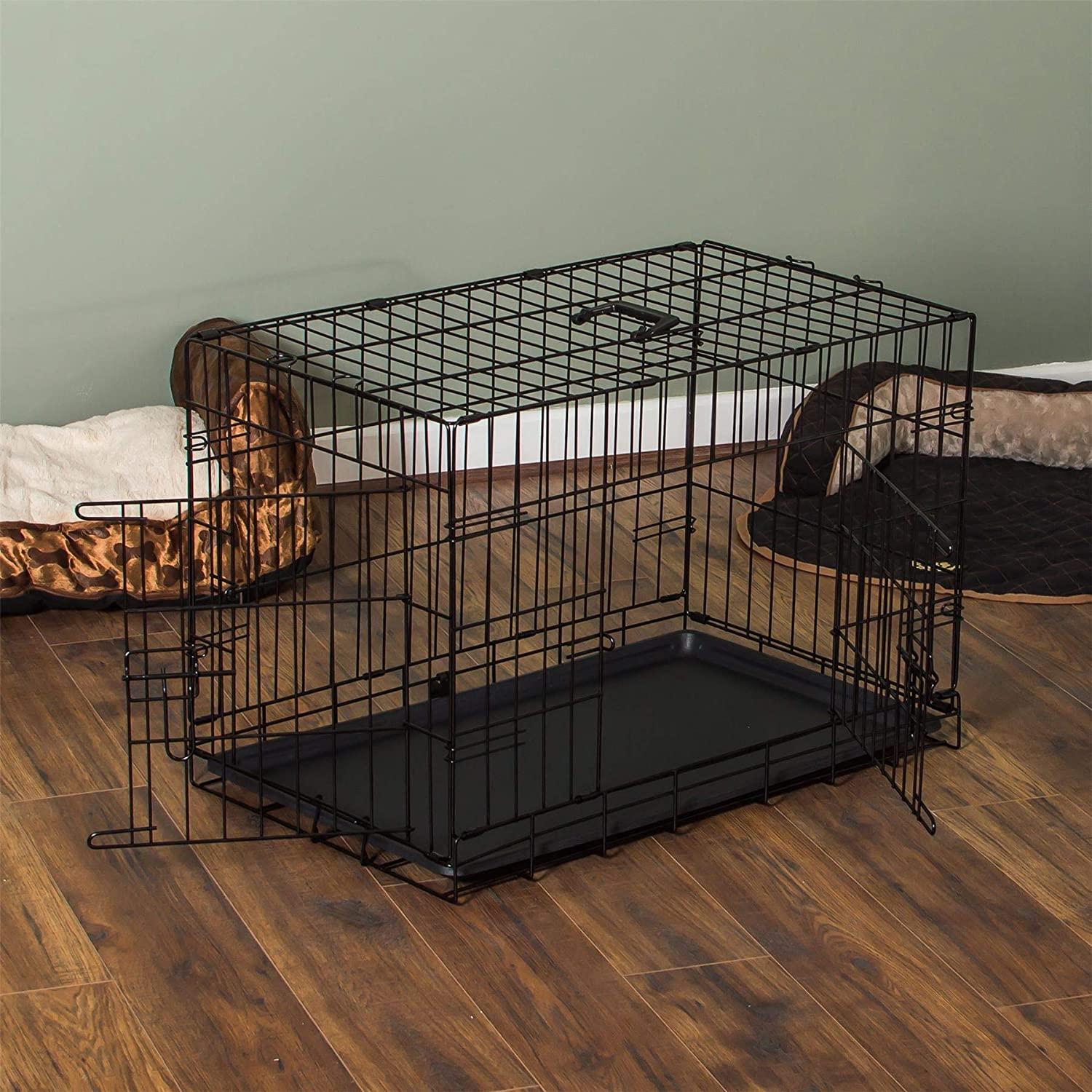 Pet Vida Folding Dog Crate