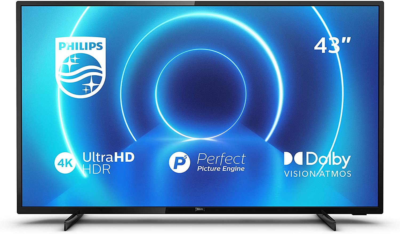 Philips 43PUS7505/12 43-Inch UHD LED TV