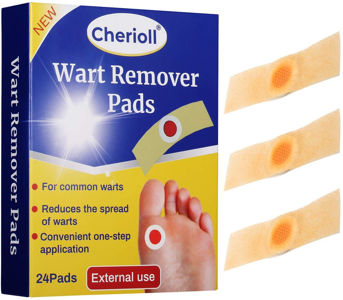 Plaster Pads for Verruca removal from Cherioll