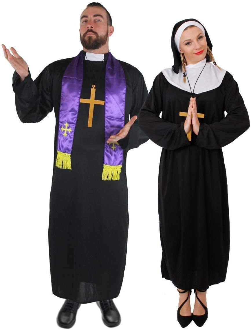 Priest and Nun
