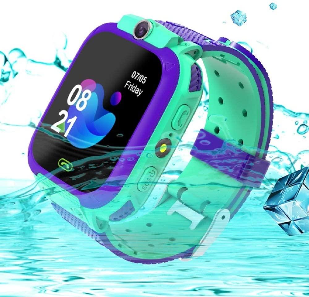 Q12 Kids Anti Lost Smart Watch