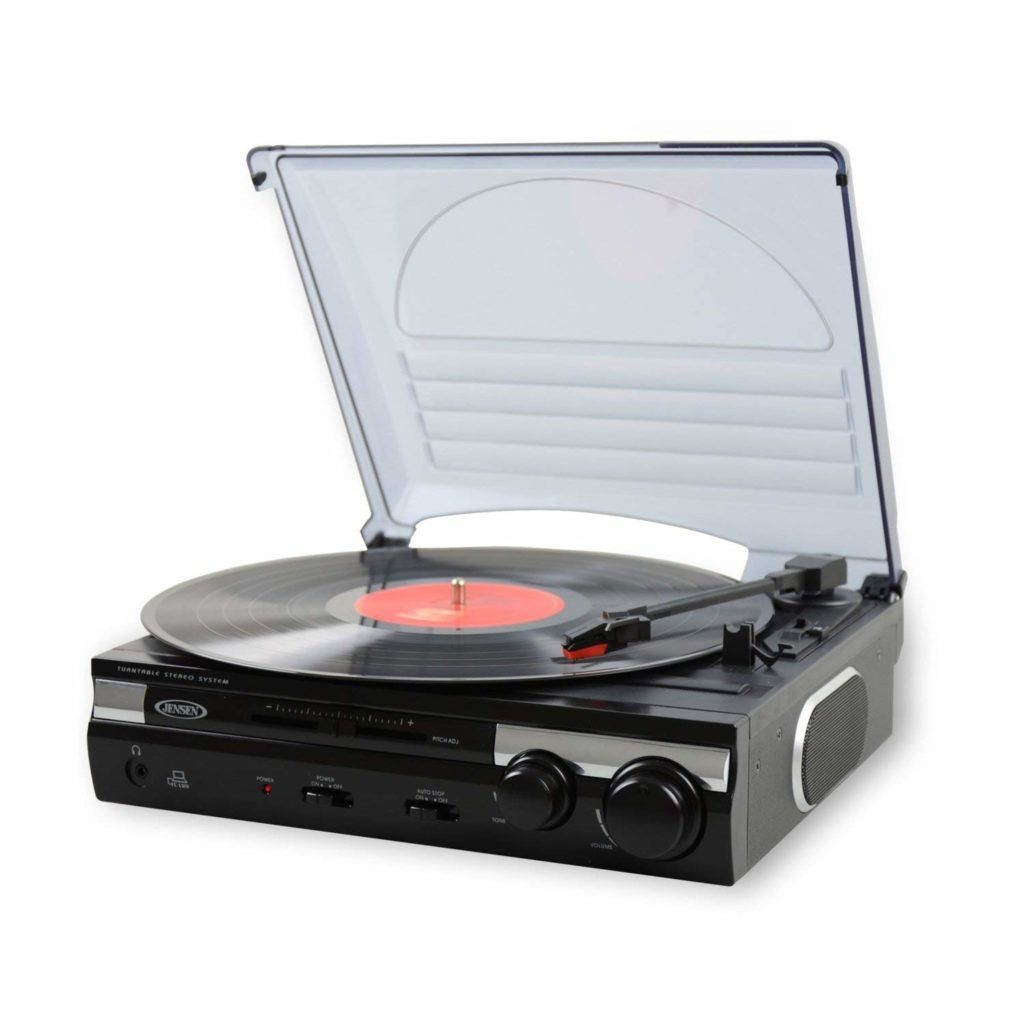 Record Player with Speakers UK