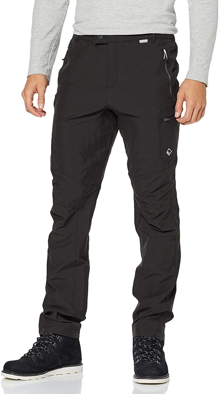 Regatta Men's Highton Water Repellent Multi-Pocket Active Hiking Trousers