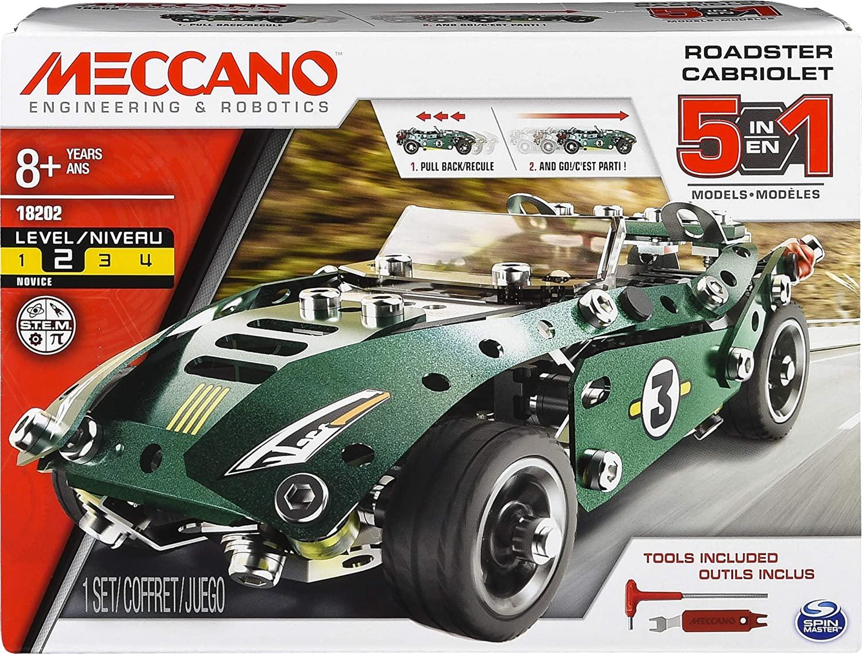 Roadster Cabriolet Meccano