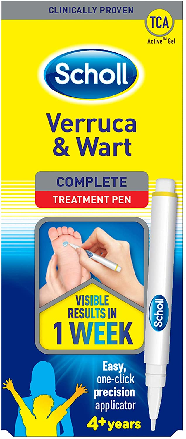 Scholl's Easy Application Verruca Removal Pen