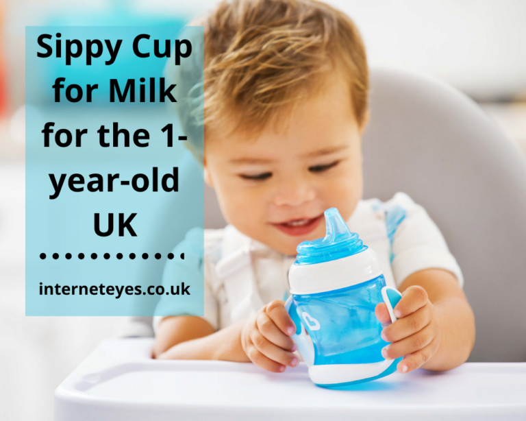 Sippy Cup for Milk for the 1-year-old UK
