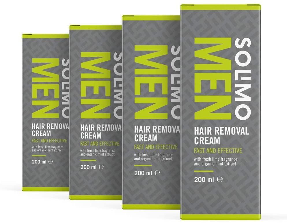 Solimo Men Hair Removal Cream