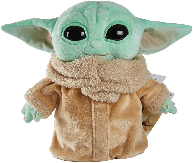 Star Wars The Mandalorian The Child 8 Inch (20.32 cm) Plush Baby Yoda Doll