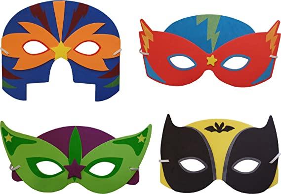 SuperHero Mask Henbrandt