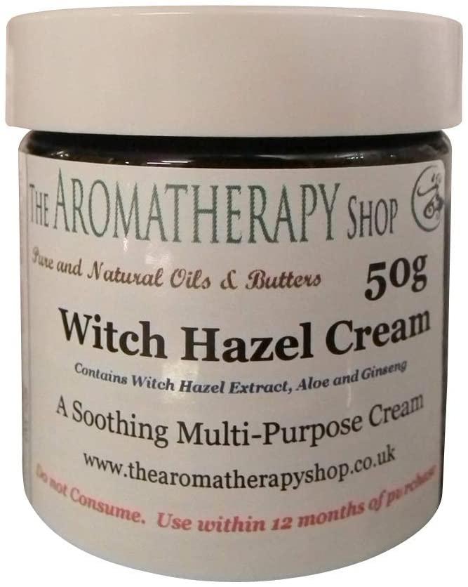The Aromatherapy Shop Ltd Witch Hazel Cream