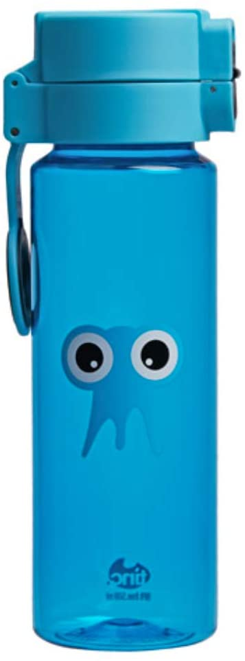 Tinc Tribal Character Design Flip and Clip Water Bottle