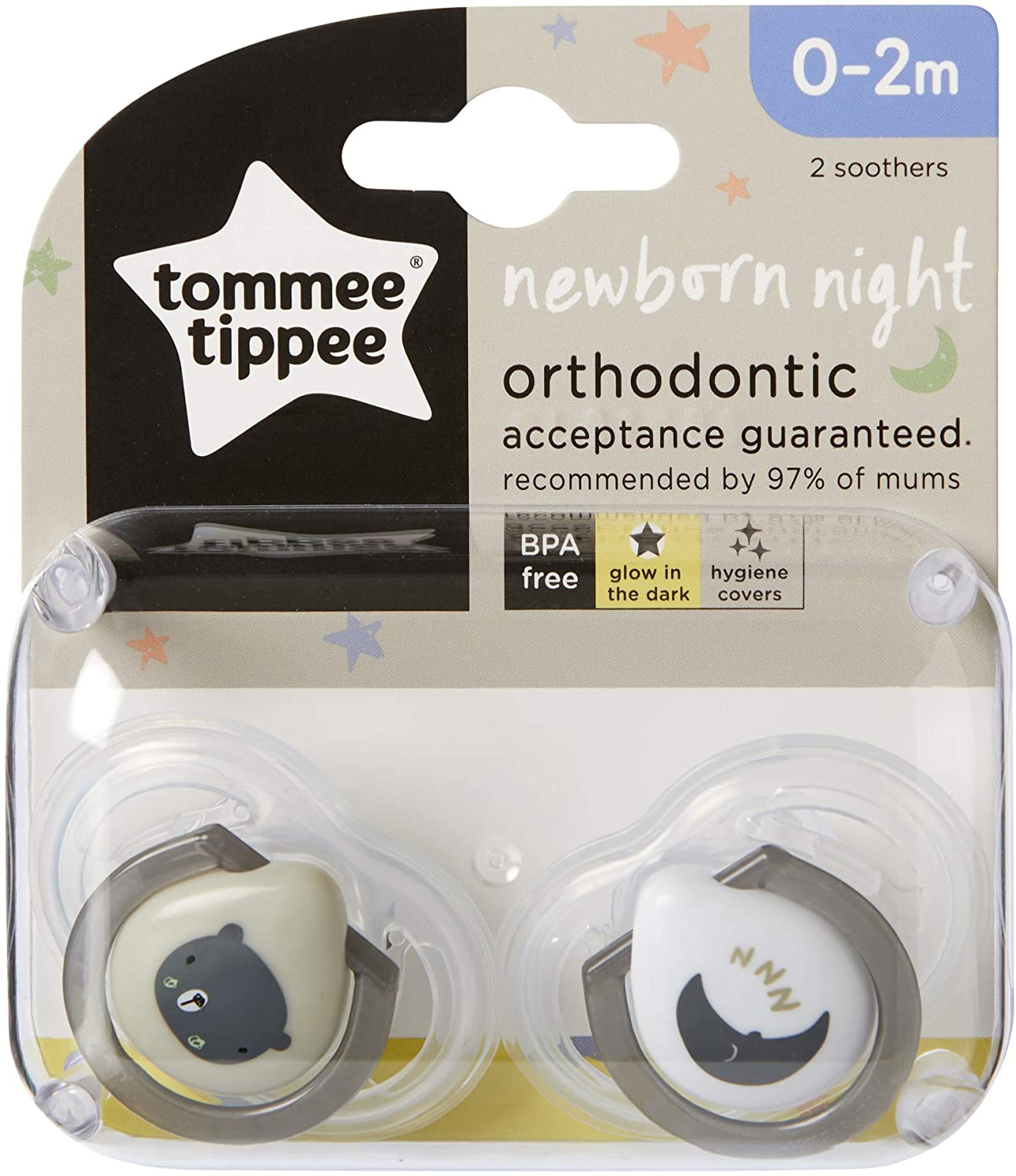 TommeeTippee New Born Night Soother