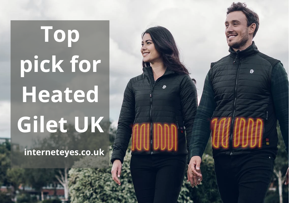 Top pick for Heated Gilet UK