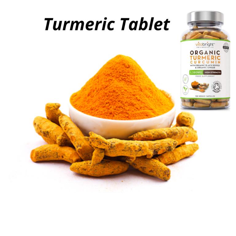 Turmeric Tablet
