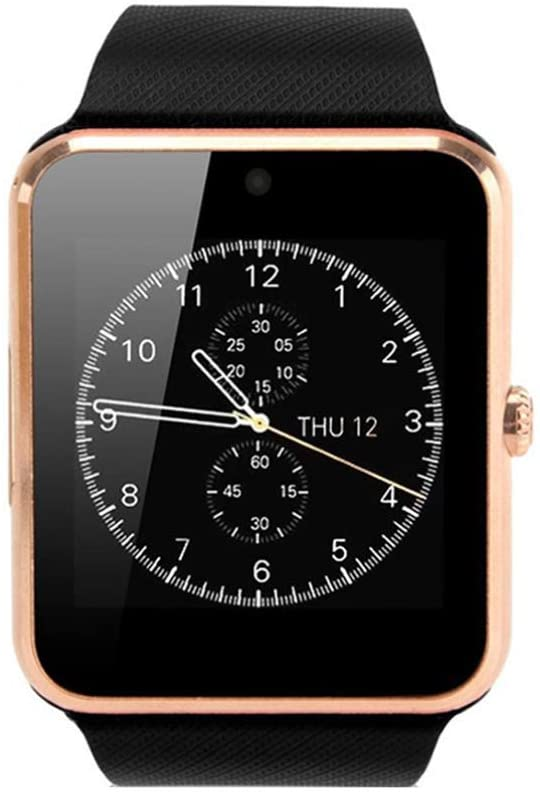 ULTECHNOVO Smart Watch Health and Fitness Smart Watch with Sim Card Slot and 2.0mp Camera