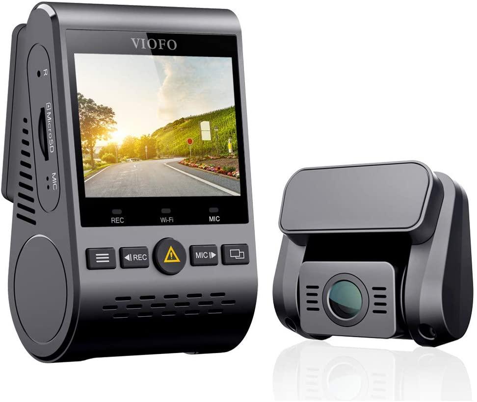 VIOFO A129 Pro 4k Dash Cam 3840x2160P Ultra HD