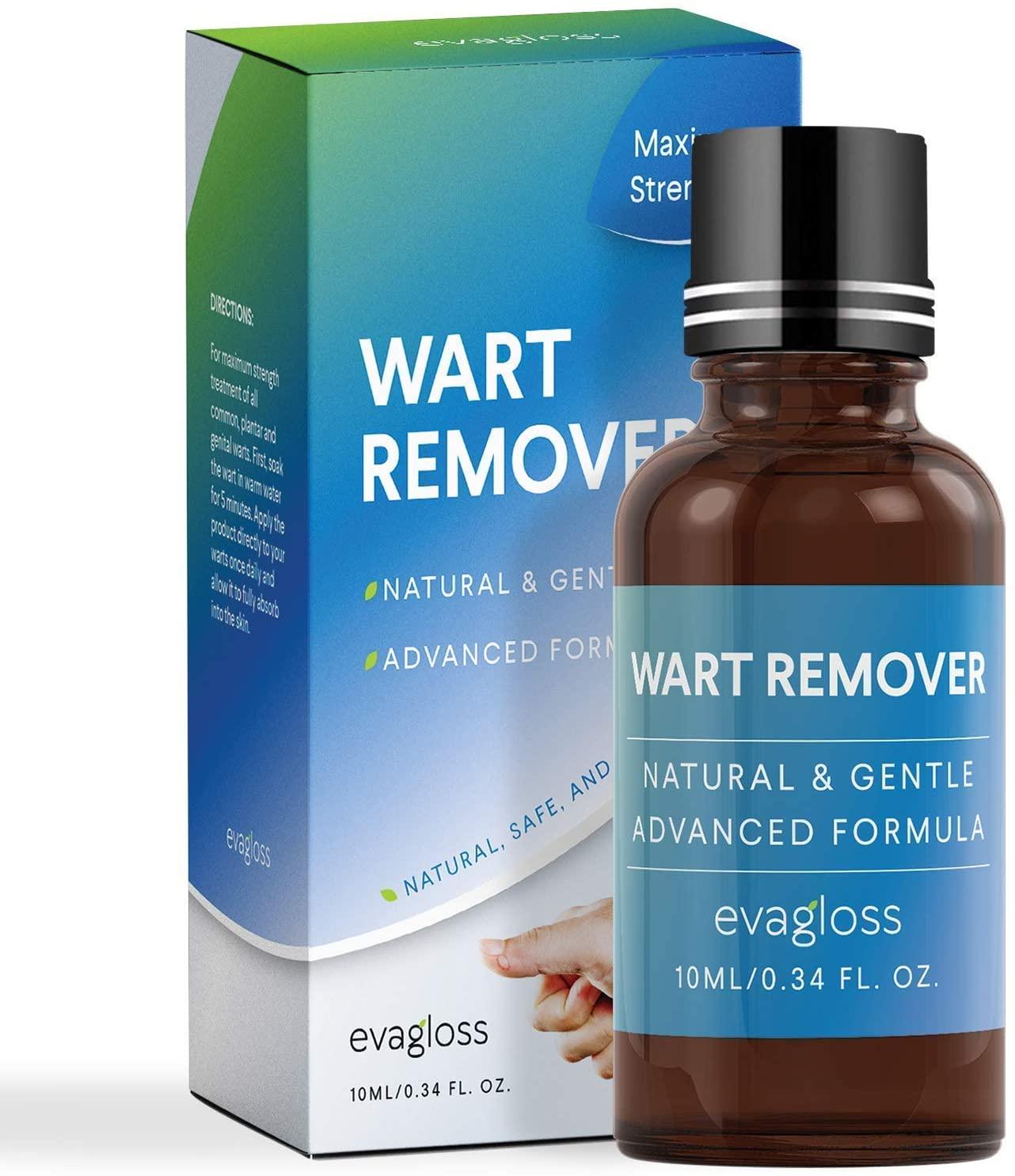 Verruca Removal Evagloss Solution