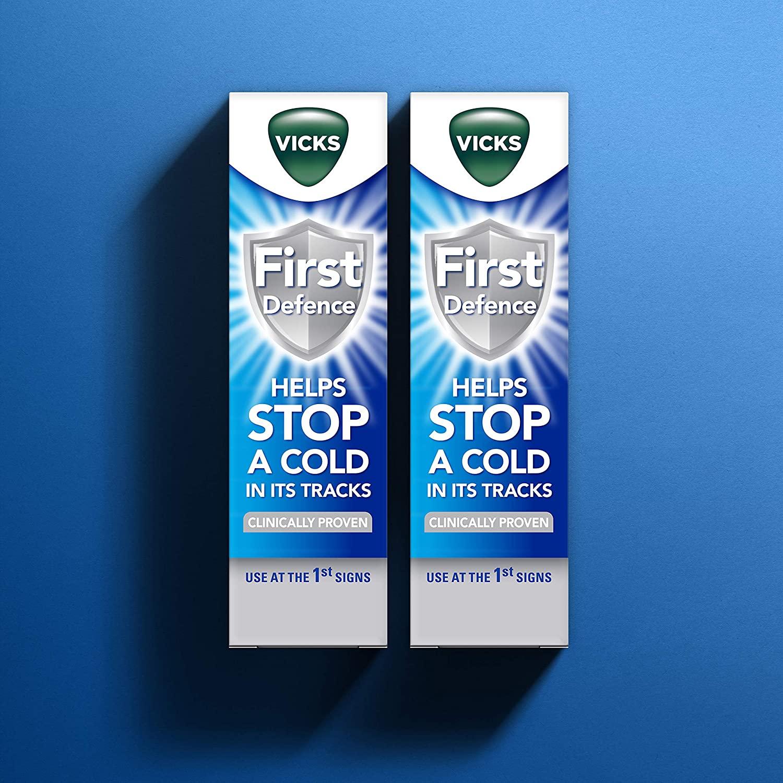 Vicks First Defense Nasal Spray