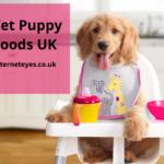 Wet puppy food uk