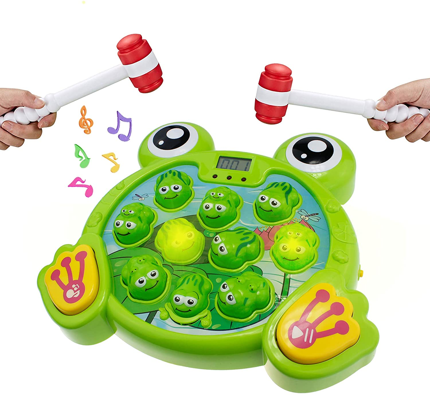 Whack A Frog Game INvench