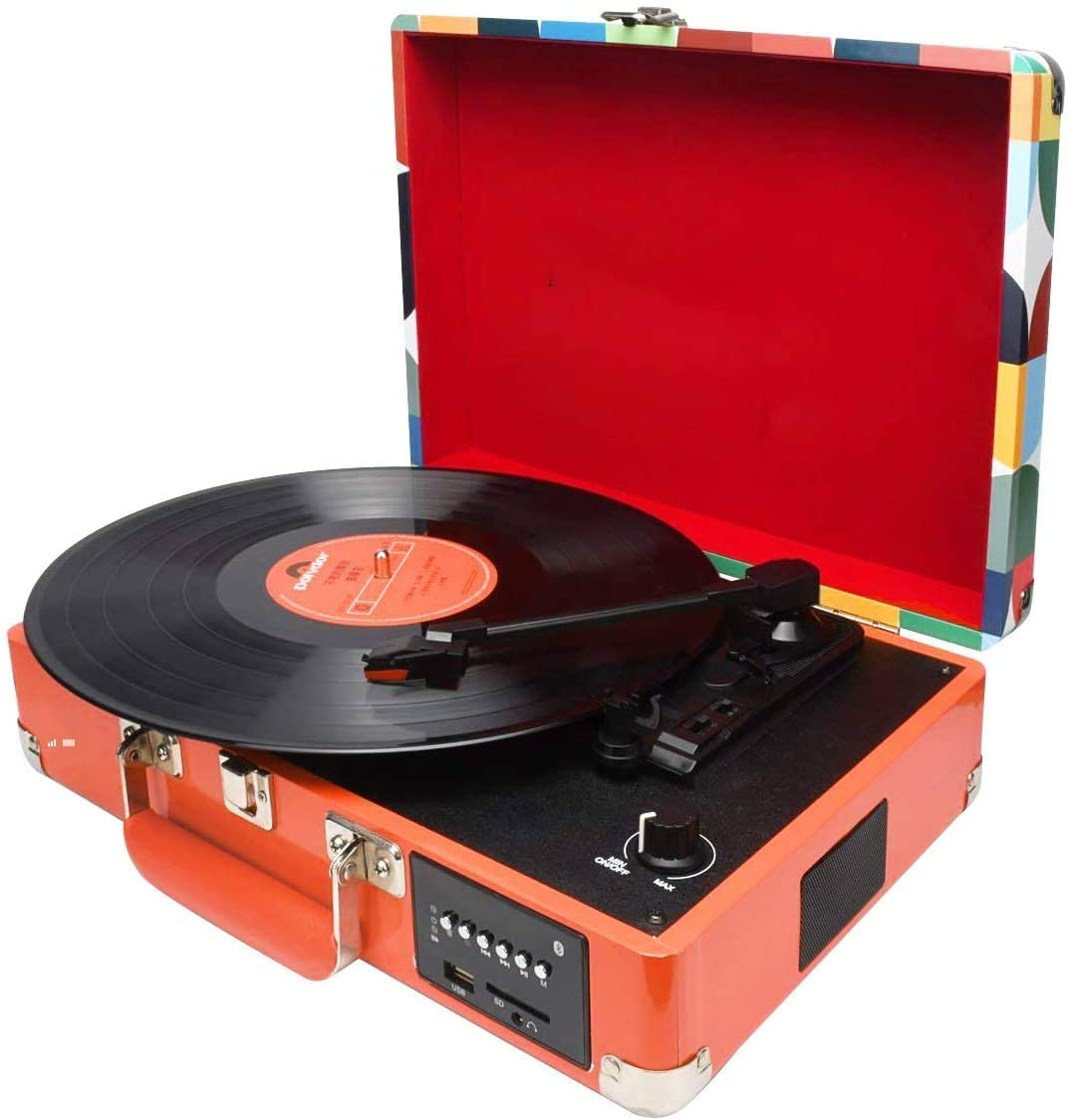 Wireless Record Player from DIGITNOW!